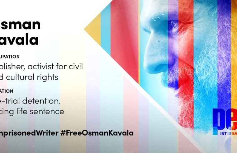 #ImprisonedWriter #FreeOsmanKavala