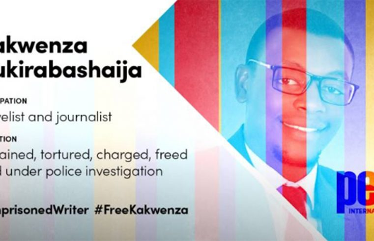 #ImprisonedWriter #FreeKakwenza