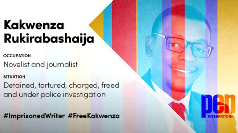 #ImprisonedWriter #FreeKakwenza